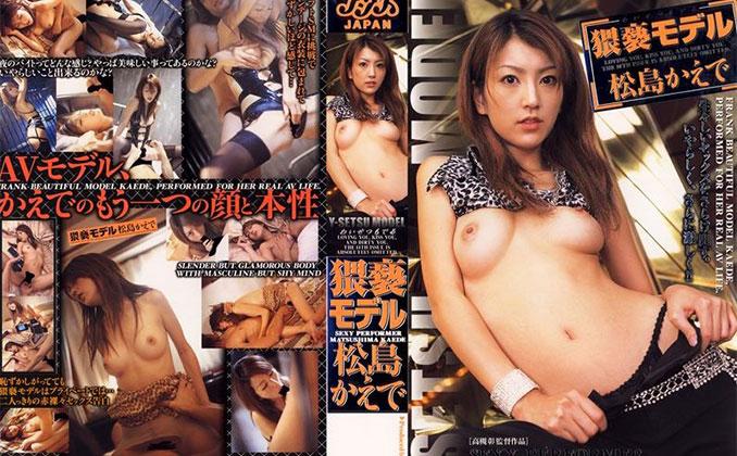 松島かえで 猥褻モデル